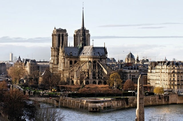 Six months after the fire of Notre-Dame, no sign of reconstruction
