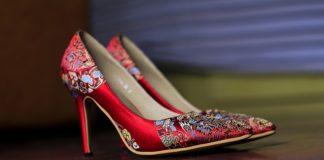 The article on the attractiveness of women in heels was recalled from the magazine