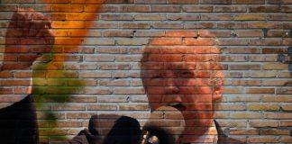 Trump jokingly said his words about building a wall in Colorado