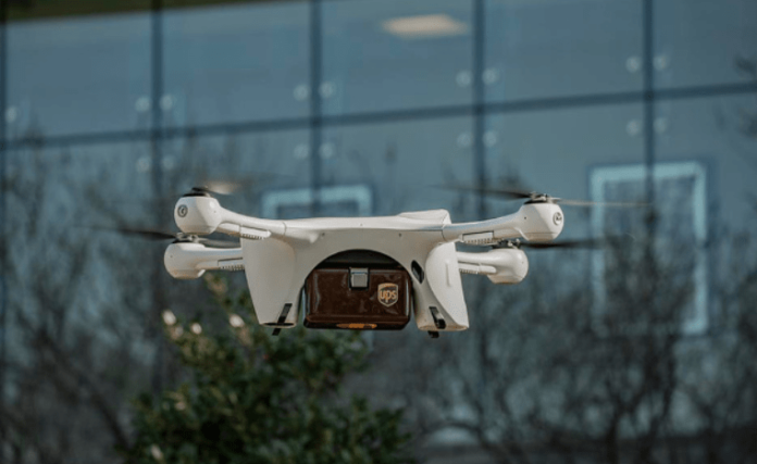 UPS becomes the first FAA certified unmanned carrier to fly drones