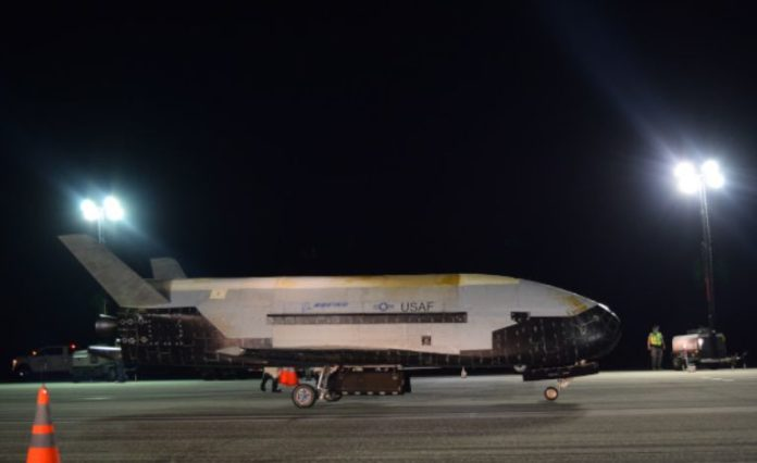 Unmanned spacecraft X-37B returned to Earth after 780 days in orbit