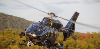 Airbus H145M helicopters learn to put a smokescreen to hide