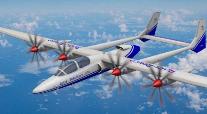 Rolls-Royce begins to develop a hybrid aircraft