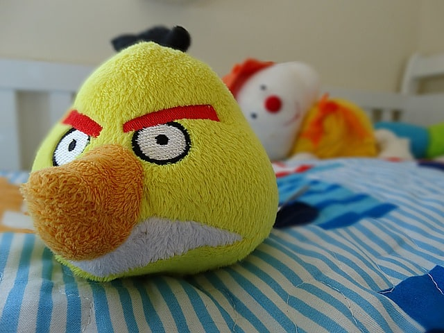 Rovio agrees with Altai retailer over the dispute on Angry Birds logo