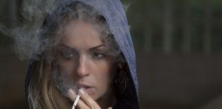 Smoking contributed to the development of schizophrenia and depression