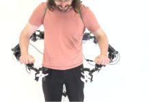 The Japanese created a programmable wearable Robotic Arm