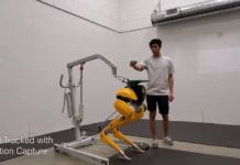 "Two-legged robot ""Cassie"" learned how to mint a ball"