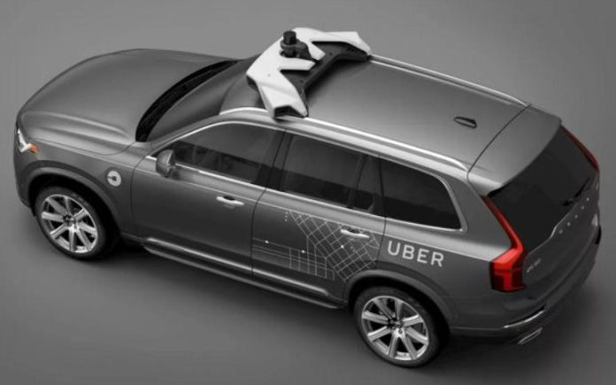 Uber drone that hit man failed to recognise pedestrians outside crossings