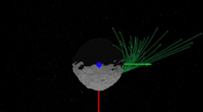 Bennu recognized as an active asteroid