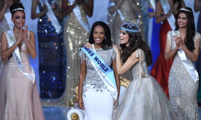 Black victory in beauty contests: the 5 'misses' that break the white tradition