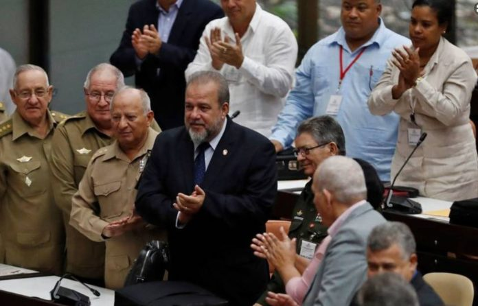 Cuba elects Manuel Marrero as prime minister, position abolished 43 years ago