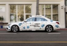 Daimler AG and Bosch brings Urban Automated Driving on the streets of San José