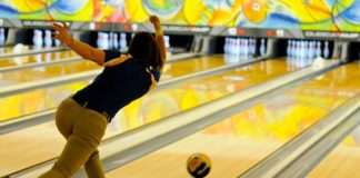 Engineers create a body-driven bowling ball