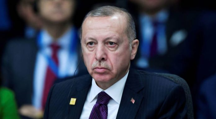 Erdogan warns Trump that he could close the US air base in Turkey