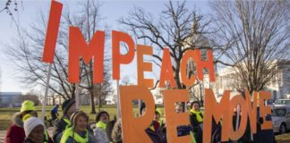 Green light to the 'impeachment' against Trump: his destiny is now in the hands of the Senate