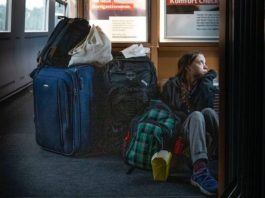 """Greta Thunberg's photograph on a """"crowded train"""" pisses off the German railway company on Twitter"""
