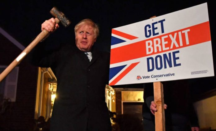 Johnson to bloc an extension of the Brexit transition beyond 2020