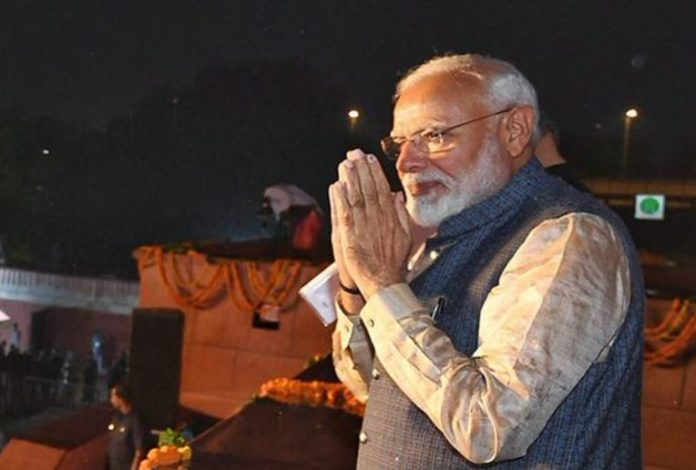 No one can take away Assam's rights and unique identity: Narendra Modi
