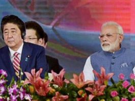 Seeing the situation in Assam, Shinzo Abe can cancel the tour of India