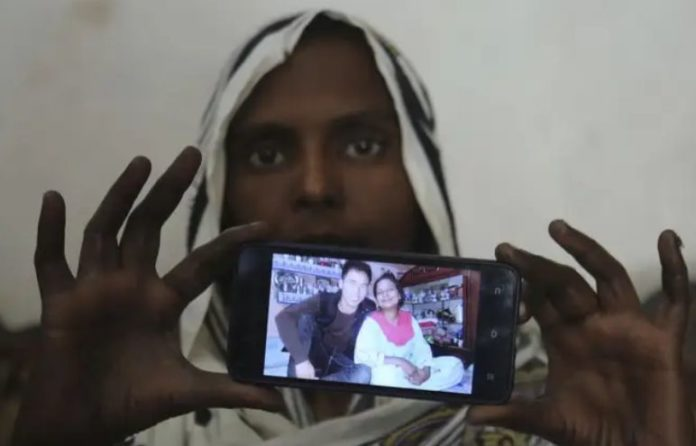 Sold to China as a bride, she came home to Pakistan on the brink of death