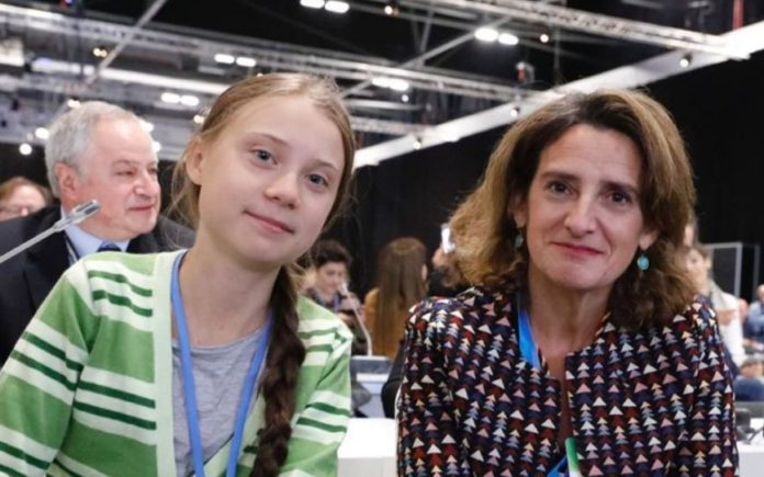 Spain signs Greta Thunberg as international advisor to the Office of Climate Change