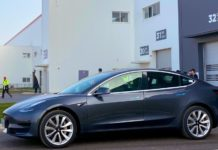 Tesla delivers its first Model 3 'made in China' in Shanghai
