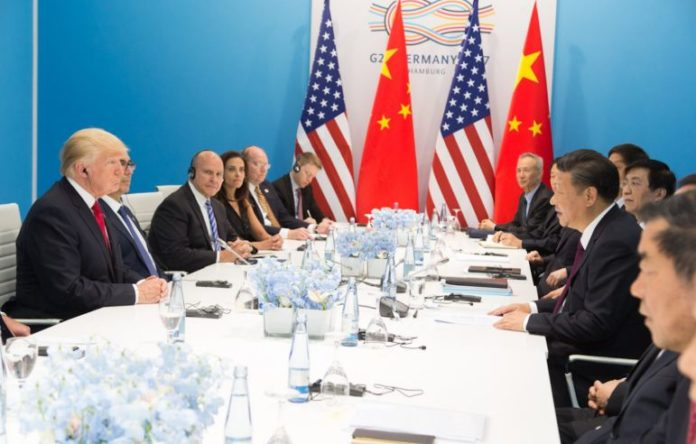 Trump approves the first part of a trade deal with China