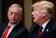 Trump's government loses the gallons: the generals abandon the president