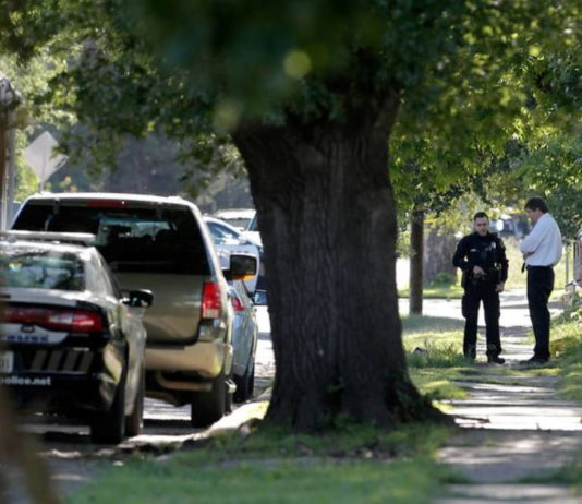Two dead and one critically injured after a shooting in a church in Texas