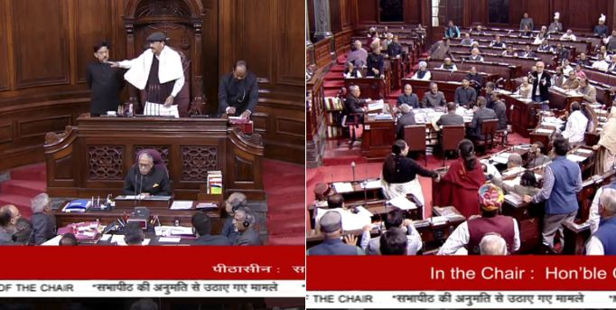 Uproar in Parliament over Rahul Gandhi's 'rape in India' comment, proceedings adjourned