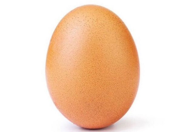 #thishappened on Twitter in 2019, an egg that breaks every retweet record