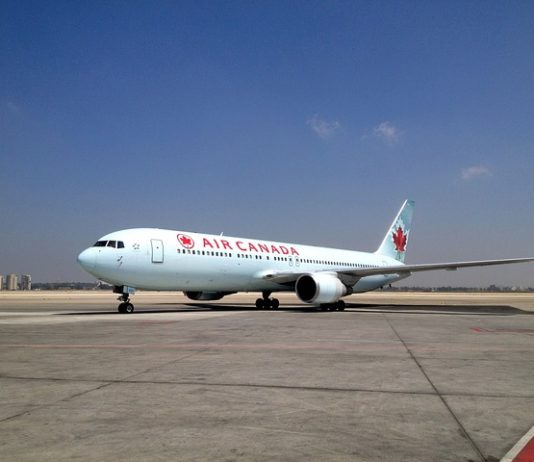 How an Air Canada aircraft's wheel fell off shortly after takeoff
