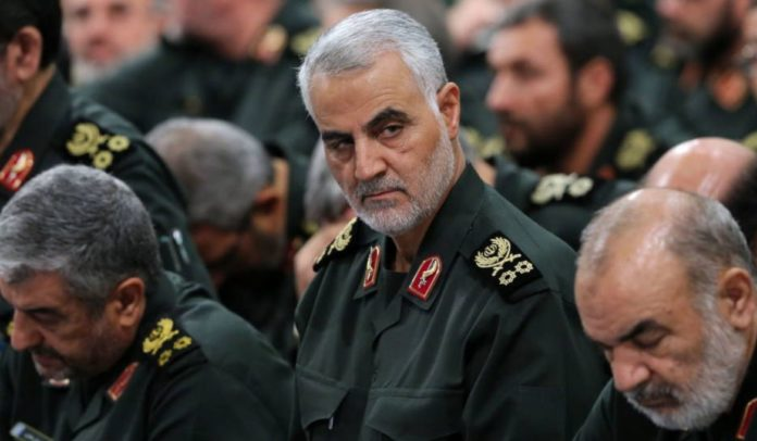 Iran's supreme leader threatens US for the death of Iranian General Qasem Soleimani