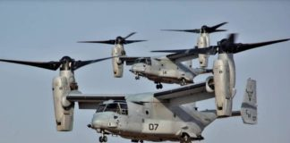 Military aircraft and helicopter in one: the strangest device in the US sets course for Israel