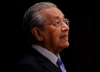 Muslims must unite, says the Malaysian prime minister