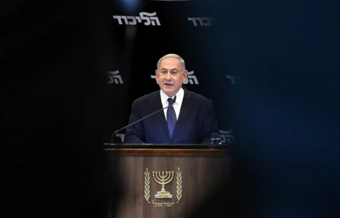 Netanyahu requests immunity from parliament for corruption affair