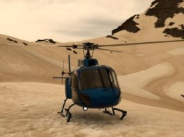 New Zealand glaciers are dyed brown by Australia fires