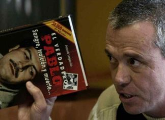 """""""Popeye,"""" the ex-gunman of Pablo Escobar, suffers from incurable esophageal cancer"""