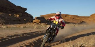 Portuguese rider Paulo Gonçalves dies in the Dakar after a deadly accident
