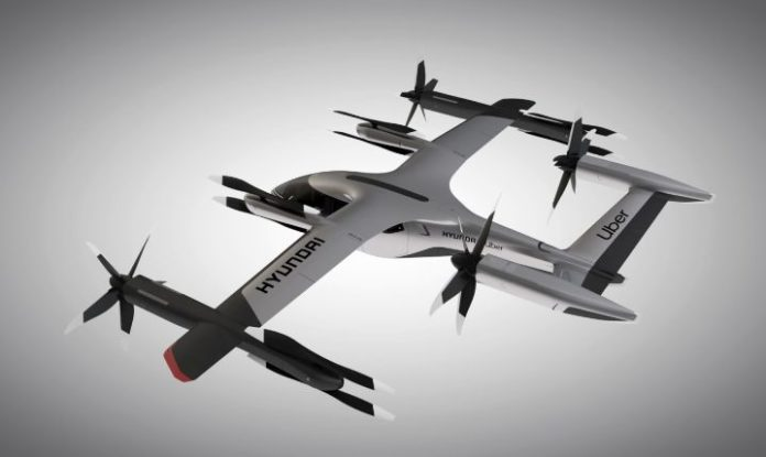 Smart Mobility at CES 2020: Hyundai Introduces Uber Air Taxi Concept