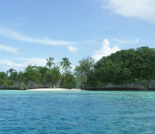 The marine sanctuary of Palau prohibits almost all sun creams