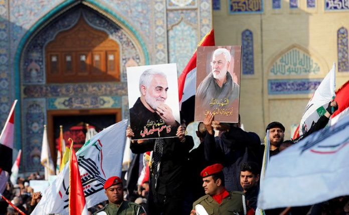 World after the death of General Qassem Soleimani, the new martyr of the Iranian revolution