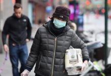 China gives away 1,000 respirators to New York while President Trump haggles over them
