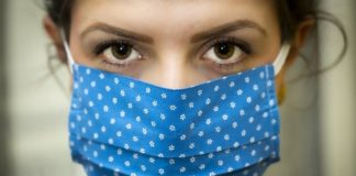 Coronavirus can stay up to a week in masks, study finds