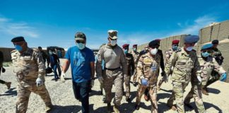 The tension between Iran and the US in Iraq makes the fight against Covid-19 more difficult