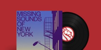 """The """"Missing Sounds of New York"""", an album on Spotify reminds us to an era that already seems lost"""