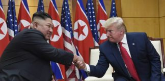 Bolton reveals what happened between Trump and Kim at Singapore summit