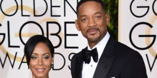 Will Smith's wife denies having an affair with a singer