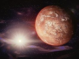 Does life already exist on Mars? A cosmonaut says yes