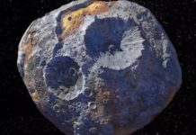 What is hidden by Psyche, the asteroid that is worth much more than the entire world economy